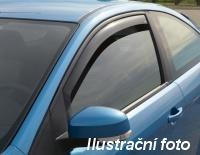 ClimAir deflektory (ofuky) předních bočních oken Subaru Justy 3dv. -- rok výroby 1989-1995 (barva černá)