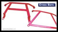 Cross bars přední křížový stabilizátor pod motor Subaru Impreza WRX -- od roku výroby 2003-