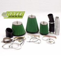Kit přímého sání Green SUBARU IMPREZA 1 2,0L i 16V TURBO 4WD výkon 160kW (217hp) rok výroby 99-00