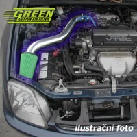 Air Intake System Green Speed'r Standart SUBARU IMPREZA 2 WRX 2,0L i 16V TURBO 4WD výkon 160kW (218) typ motoru EJ20T rok výroby 01-