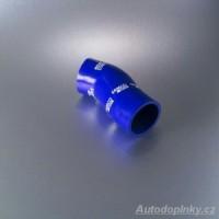 SAMCO Sport silikonová modrá sportovní hadice Subaru Impreza/Legacy ( sada obsahuje 1kus přesné silikonové hadice pro Airbox průměr 76mm )