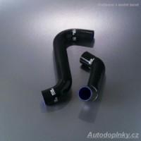 SAMCO Sport kit, silikonové modré sportovní hadice Subaru Legacy STi -- rok výroby 99-00 ( sada obsahuje 2kusy přesných silikonových hadic pro oběh chladící kapaliny )