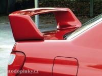 Autostyle zadní spoiler křídlo Type FIGHTER II Subaru Impreza -- rok výroby 10/00-