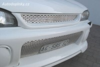 LESTER přední maska s plastovou černou mřížkou Subaru Impreza -- rok výroby 95-98