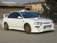 LESTER prahové nástavce Subaru Impreza