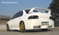 LESTER zadní spoiler pod nárazník Subaru Impreza