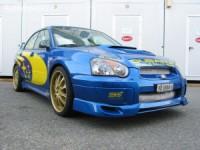 LESTER přední spoiler Subaru Impreza (ne pro STI) od roku výroby 2003-