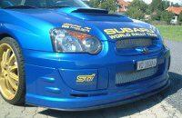 LESTER přední spoiler DTM LOOK vhodný pro FS3370 Subaru Impreza od roku výroby 2003-