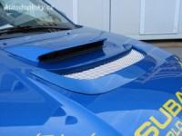 LESTER výdech kapoty s hliníkovou mřížkou Subaru Impreza od roku výroby 2003-