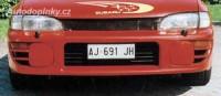 LESTER kryty mlhových světlometů Subaru Impreza -- rok výroby 95-97