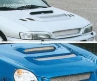 LESTER výdech kapoty s hliníkovou mřížkou Subaru Impreza