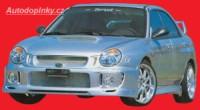 LESTER kryty mlhových světlometů otevřené s nasávačem Subaru Impreza WRX -- do roku výroby -2002