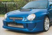 LESTER kryty mlhových světlometů zavřené s nasávačem Subaru Impreza WRX -- do roku výroby -2002