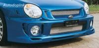 LESTER přední maska velká verze Subaru Impreza WRX -- do roku výroby -2002