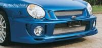 LESTER přední spoiler Subaru Impreza WRX -- do roku výroby -2002 (FS3353)