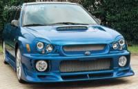 LESTER přední spoiler Subaru Impreza WRX -- do roku výroby -2002 (FS3354)