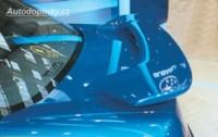 LESTER zadní spoiler s brzdovým světlem 35 LED originál vzhled Subaru Impreza WRX od roku výroby 2001-