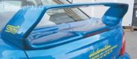 """LESTER zadní spoiler Sti """"WRC LOOK"""" s brzdovým světlem Subaru Impreza WRX od roku výroby 2001-"""