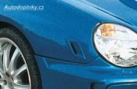LESTER nasávač 2ks Subaru Impreza WRX od roku výroby 2001-