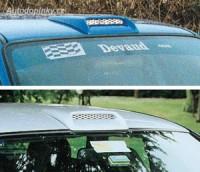 LESTER střešní nasávač Subaru Impreza WRX -- do roku výroby -2002