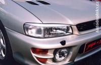 RGM mračítka předních světlometů Subaru Impreza -- rok výroby 97-10/00
